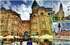 Apartament 2 camere et 1 Central conf 1 decomandat Oradea Regim Hoteliere  - imagine 10