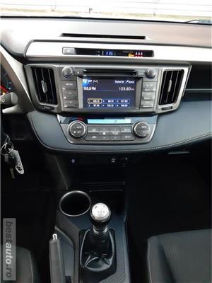 Toyota Rav4 2.0 Business- Diesel - Manual - 143.620 km - EURO 5, Pchet 4d - Full Option - imagine 10