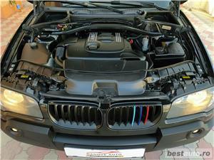 Bmw X3,GARANTIE 3 LUNI,BUY BACK,RATE FIXE,motor 2000 TDI,150 Cp,4X4,Cutie 6+1 trepte - imagine 9