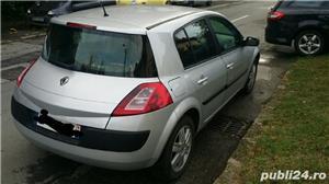 Renault Megane 2, 1.5 diesel - imagine 8