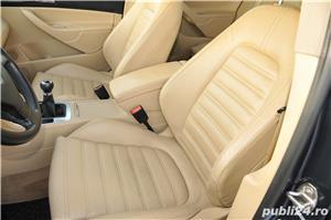 VW Passat 2.0Tdi 140C.p Cod Motor.BMP Highline Manuala/Creditare Auto - imagine 9