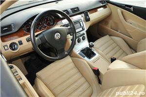 VW Passat 2.0Tdi 140C.p Cod Motor.BMP Highline Manuala/Creditare Auto - imagine 10
