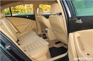 VW Passat 2.0Tdi 140C.p Cod Motor.BMP Highline Manuala/Creditare Auto - imagine 8