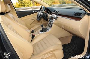 VW Passat 2.0Tdi 140C.p Cod Motor.BMP Highline Manuala/Creditare Auto - imagine 7