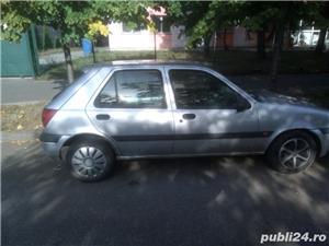 Dezmembrez Ford Fiesta - imagine 1