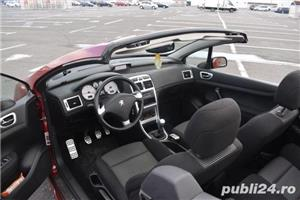 Peugeot 307 cc 2.0 HDI - imagine 7