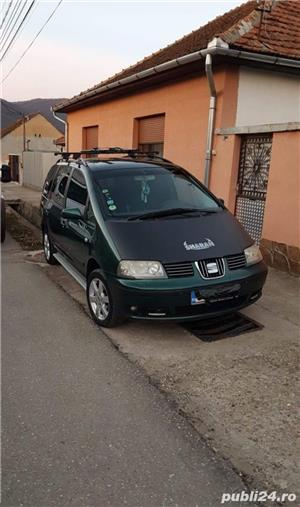 Seat Alhambra - imagine 2