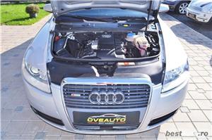 Audi A6 an:2006=avans 0 % rate fixe aprobarea creditului in 2 ore=autohaus vindem si in rate - imagine 17