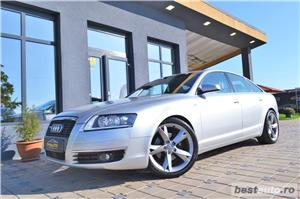 Audi A6 an:2006=avans 0 % rate fixe aprobarea creditului in 2 ore=autohaus vindem si in rate - imagine 14