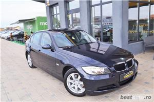 Bmw 320D AUTOMAT an:2007=avans 0% rate fixe aprobarea creditului in 2 ore=autohaus vindem si in rate - imagine 2