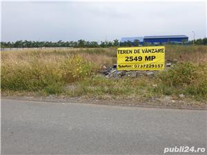 Teren Zona Industriala Sacalaz - imagine 2