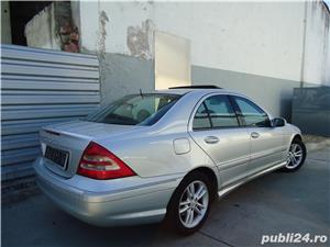 RARITATE!!! Mercedes-Benz C320i V6 220cp Pack AMG *** FULL EXTRASE *** - imagine 6
