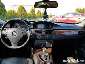 BMW 318d E90 Navigatie mare/piele - imagine 6