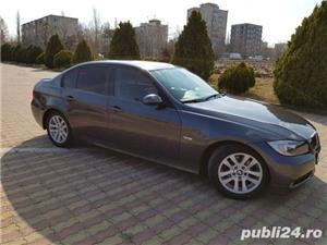 BMW 318d E90 Navigatie mare/piele - imagine 10