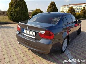 BMW 318d E90 Navigatie mare/piele - imagine 8
