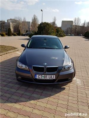 BMW 318d E90 Navigatie mare/piele - imagine 5