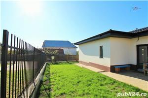 Casa individuala 4 camere, 2 bai, 500 mp teren, zona Valea Adanca - imagine 4