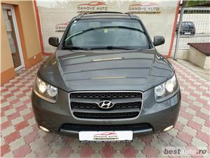 Hyundai Santa Fe,GARANTIE 3 LUNI,BUY BACK,RATE FIXE,motor 2200 TDI,150 Cp,4x4 - imagine 2