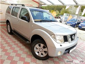Nissan Pathfinder,GARANTIE 3 LUNI,BUY BACK,RATE FIXE,motor 2500 TDI,175 Cp,4x4. - imagine 3