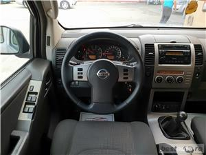 Nissan Pathfinder,GARANTIE 3 LUNI,BUY BACK,RATE FIXE,motor 2500 TDI,175 Cp,4x4. - imagine 7