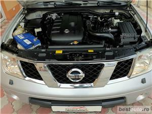 Nissan Pathfinder,GARANTIE 3 LUNI,BUY BACK,RATE FIXE,motor 2500 TDI,175 Cp,4x4. - imagine 9
