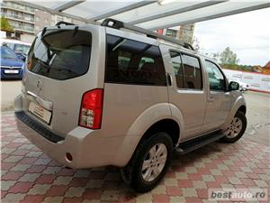 Nissan Pathfinder,GARANTIE 3 LUNI,BUY BACK,RATE FIXE,motor 2500 TDI,175 Cp,4x4. - imagine 4