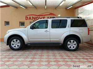 Nissan Pathfinder,GARANTIE 3 LUNI,BUY BACK,RATE FIXE,motor 2500 TDI,175 Cp,4x4. - imagine 5