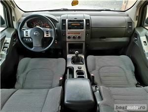 Nissan Pathfinder,GARANTIE 3 LUNI,BUY BACK,RATE FIXE,motor 2500 TDI,175 Cp,4x4. - imagine 8