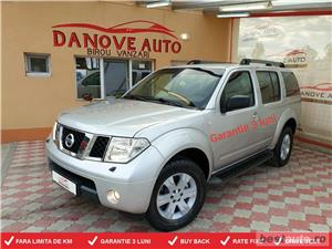 Nissan Pathfinder,GARANTIE 3 LUNI,BUY BACK,RATE FIXE,motor 2500 TDI,175 Cp,4x4. - imagine 1