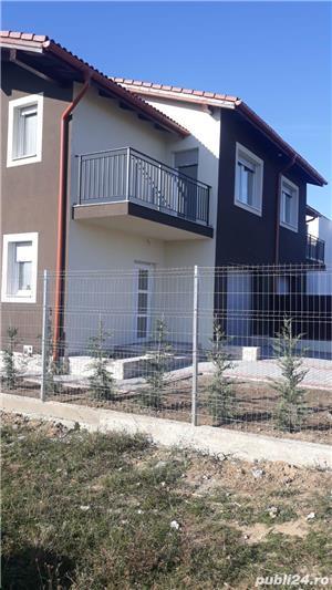 Casa noua tip Duplex  cu garaj la doi pasi de Timisoara in loc Chisoda - imagine 1