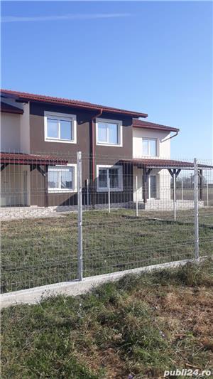 Casa noua tip Duplex  cu garaj la doi pasi de Timisoara in loc Chisoda - imagine 4