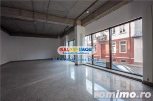 Spatiu comercial, 71 mp utili, stradal, vitrina 13 m, Unirii - imagine 10