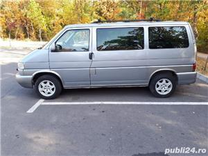 Volkswagen Caravelle T4 4X4 - imagine 9