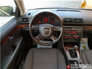 Audi A4,GARANTIE 3 LUNI,BUY BACK,RATE FIXE,motor 2000 Tdi,140 Cp,Cutie 6+1 trepte. - imagine 4