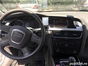 Audi A4 2011- CARTE SERVICE LA ZI - imagine 7