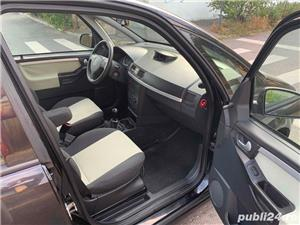 Opel Meriva 1.6 8V 90cp + GPL omologat unic propietar FULL  - imagine 7
