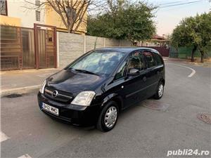Opel Meriva 1.6 8V 90cp + GPL omologat unic propietar FULL  - imagine 1