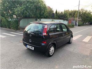 Opel Meriva 1.6 8V 90cp + GPL omologat unic propietar FULL  - imagine 4