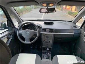 Opel Meriva 1.6 8V 90cp + GPL omologat unic propietar FULL  - imagine 5