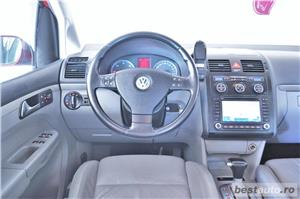 Vw Touran  an:2007=avans 0 % rate fixe aprobarea creditului in 2 ore=autohaus vindem si in rate - imagine 4