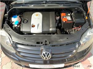 Golf 5 Plus,GARANTIE 3 LUNI,BUY-BACK,RATE FIXE,motor 1600 cmc,116 CP,Climatronic. - imagine 9