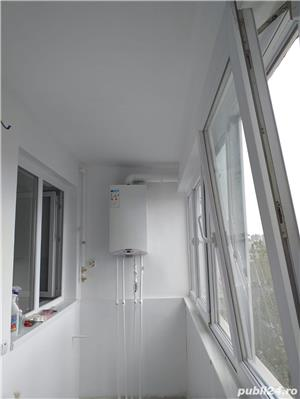 Abator- de vanzare 2 camere semidecomandate, sup.55mp, renovat, centrala gaze - imagine 4