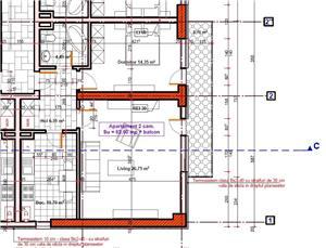 2 camere 72MP  IDEAL zona Berceni, intre Piata Sudului si Aparatorii Patriei, 300m de Metrou. - imagine 5