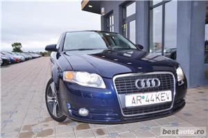 Audi A4 an:2006=avans 0 % rate fixe aprobarea creditului in 2 ore=autohaus vindem si in rate - imagine 11