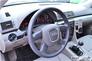 Audi A4 an:2006=avans 0 % rate fixe aprobarea creditului in 2 ore=autohaus vindem si in rate - imagine 13