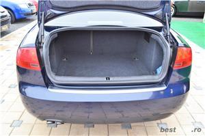 Audi A4 an:2006=avans 0 % rate fixe aprobarea creditului in 2 ore=autohaus vindem si in rate - imagine 16