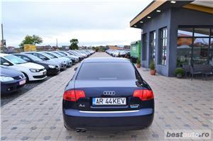 Audi A4 an:2006=avans 0 % rate fixe aprobarea creditului in 2 ore=autohaus vindem si in rate - imagine 15