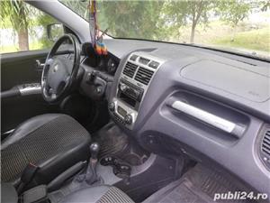 Schimb Kia Sportage cu microbuz sau mașină cu motor 1,4 benzină  - imagine 2