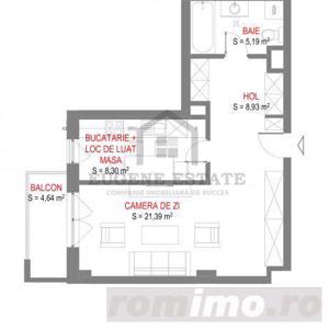 APARTAMENT DEOSEBIT finisari LUX - imagine 10