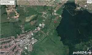 Vand teren agricol intravilan in Cisnadie in suprafata de 1688 mp. pe Sos. Selimbarului - imagine 3